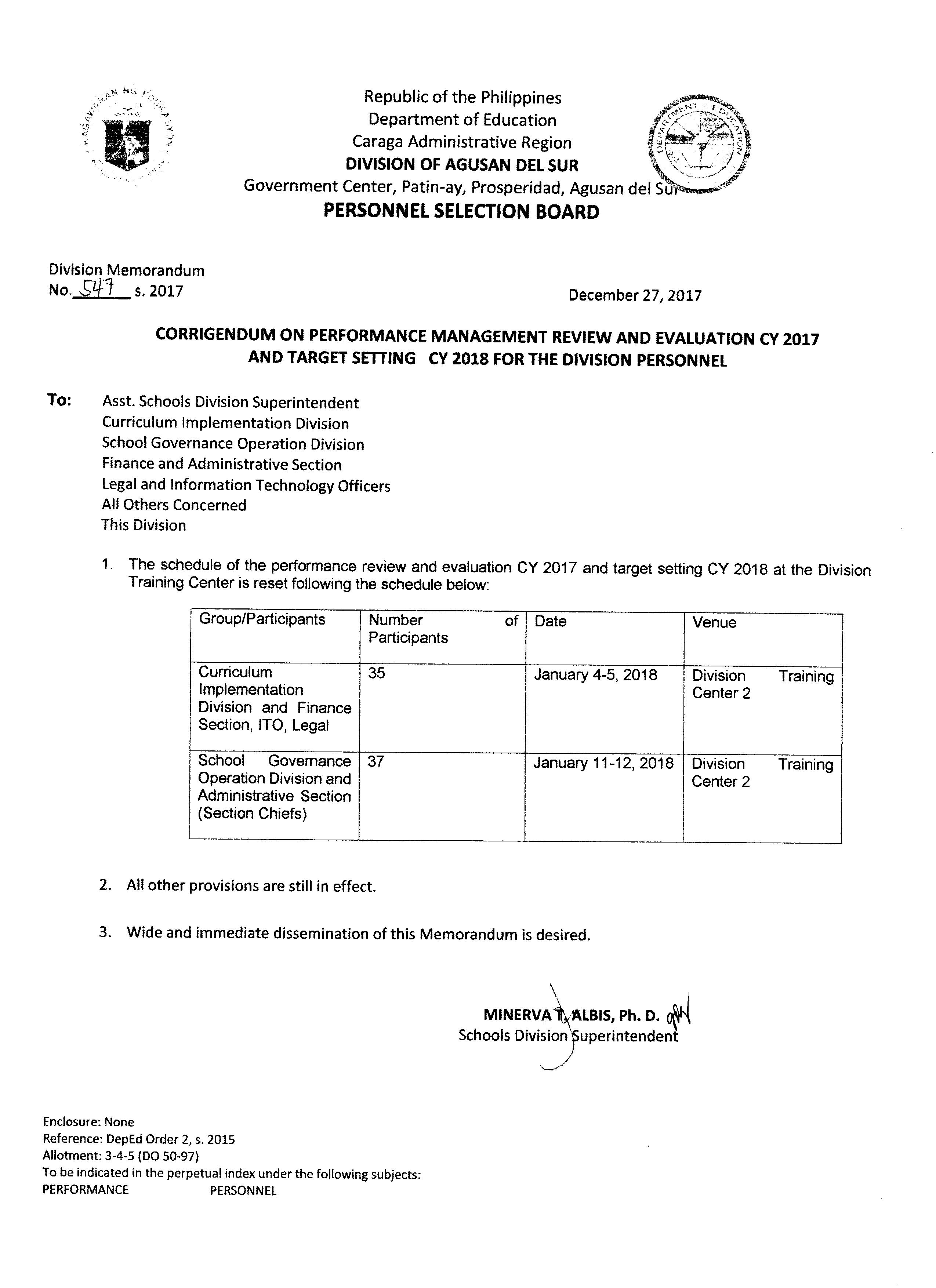 Department of Education : Agusan del Sur Division - Home